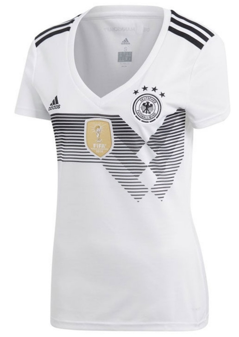 adidas Women's Germany National Team Home Jersey