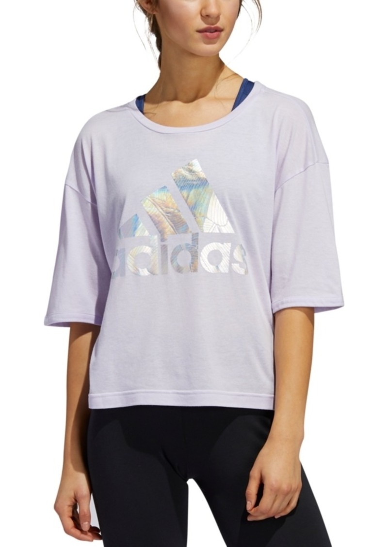 adidas Women's Graphic T-Shirt