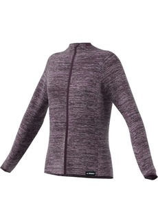Adidas Women's Knit Fleece Jacket