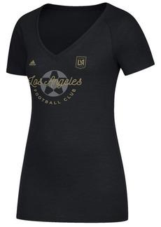 adidas Women's Los Angeles Football Club Marked T-Shirt