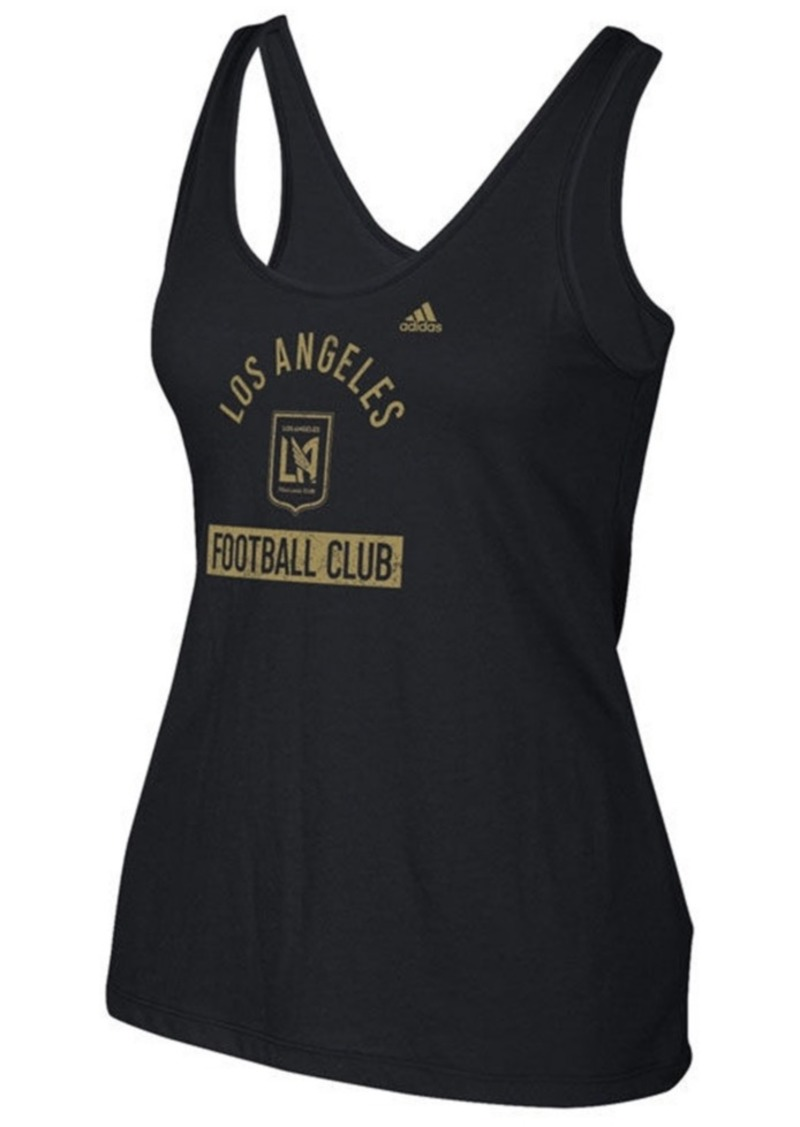 adidas Women's Los Angeles Football Club Match Day Tank