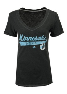 adidas Women's Minnesota United Fc Tail Stack T-Shirt