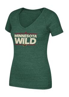 adidas Women's Minnesota Wild Dassler T-Shirt