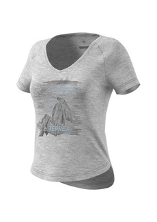 Adidas Women's Mountain Tee