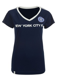 adidas Women's New York City Fc New Club Top