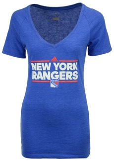 adidas Women's New York Rangers Dassler T-Shirt