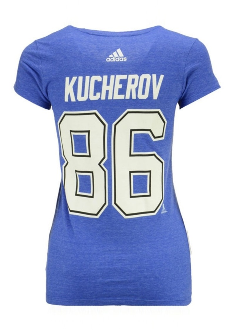 best service 7d419 e0d74 Women's Nikita Kucherov Tampa Bay Lightning Player T-Shirt
