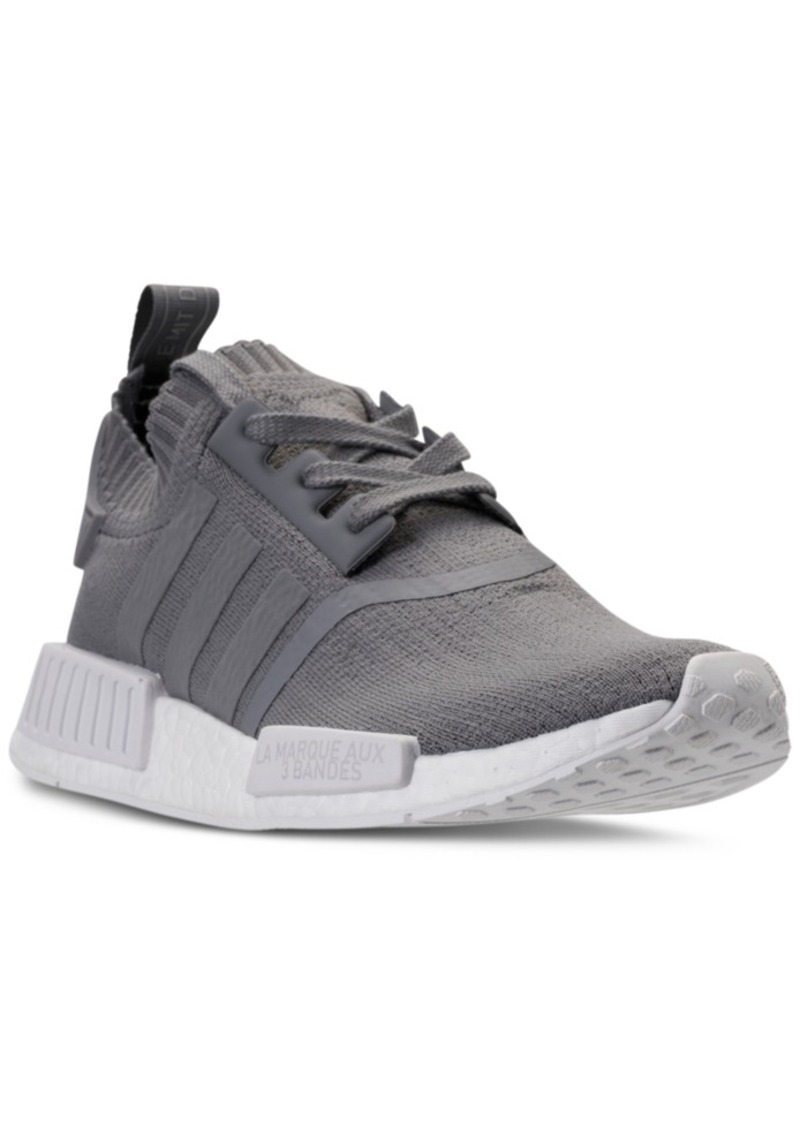 a67065488 Adidas adidas Women s Nmd R1 Primeknit Casual Sneakers from Finish ...