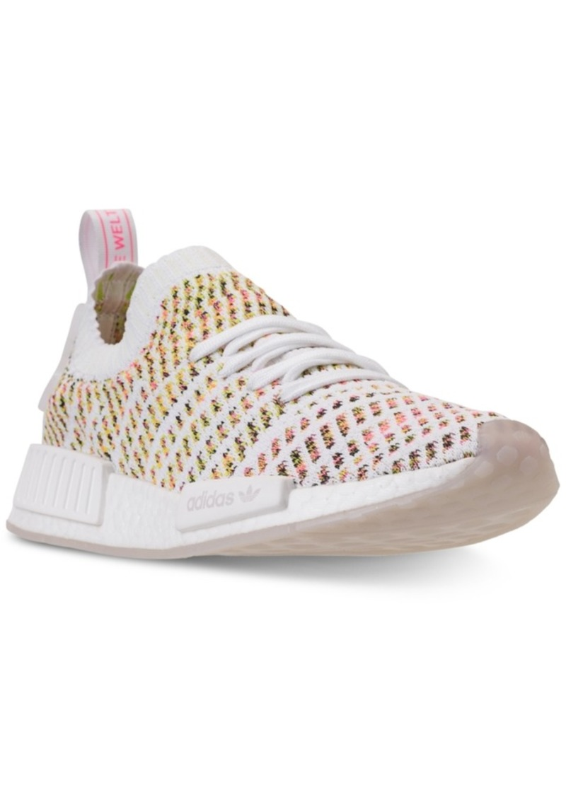 8724315a4 adidas Women s Nmd R1 Stlt Primeknit Casual Sneakers from Finish Line