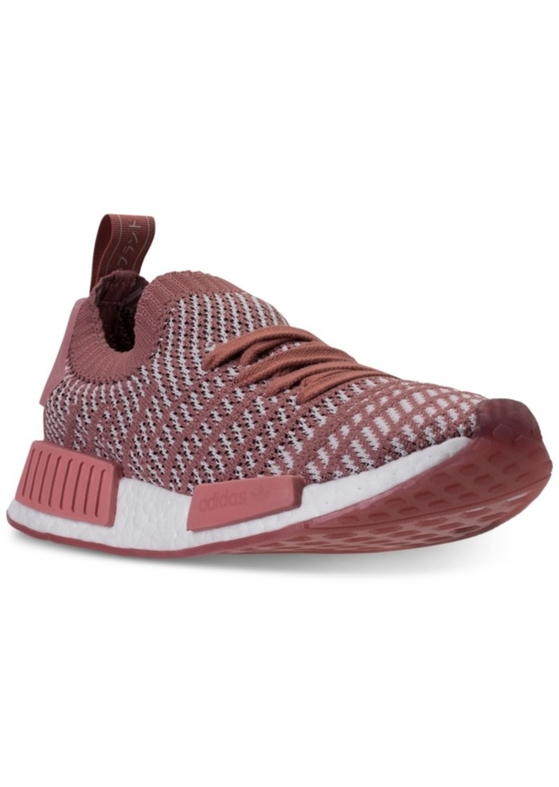 0cbf5214be7f0 adidas Women s Nmd R1 Stlt Primeknit Casual Sneakers from Finish Line