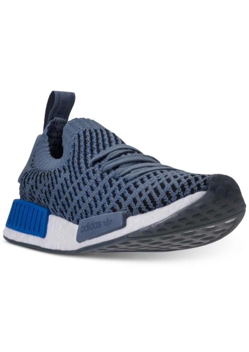 premium selection 4f90f 63950 adidas Women s Nmd R1 Stlt Primeknit Casual Sneakers from Finish Line
