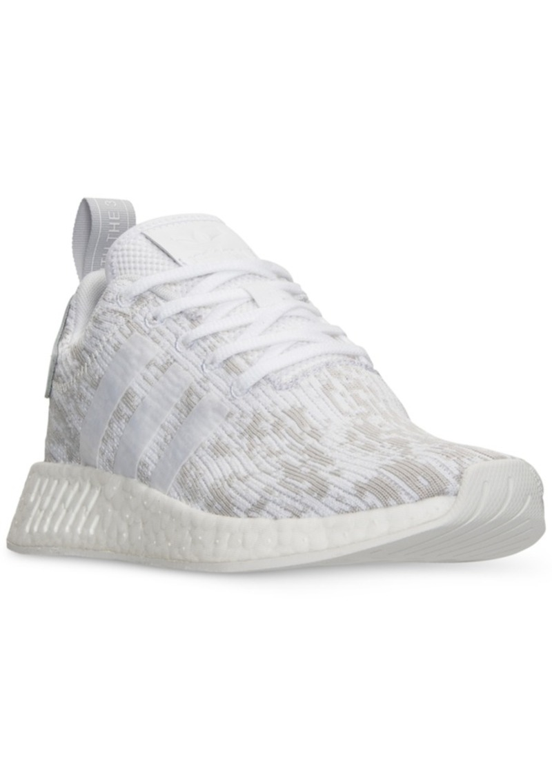 buy online 54eb7 34521 Women's Nmd R2 Casual Sneakers from Finish Line