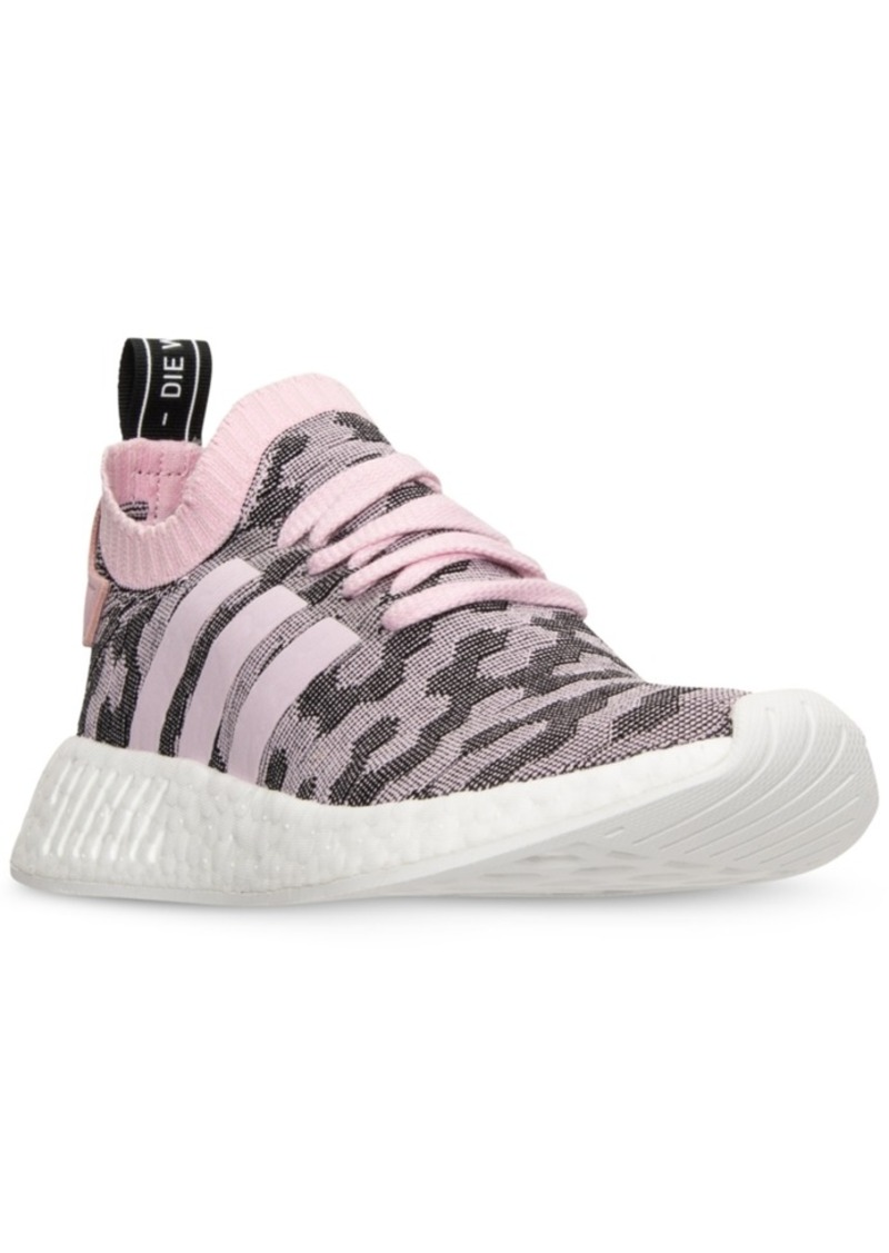 ce106248d165b Adidas adidas Women s Nmd R2 Primeknit Casual Sneakers from Finish ...