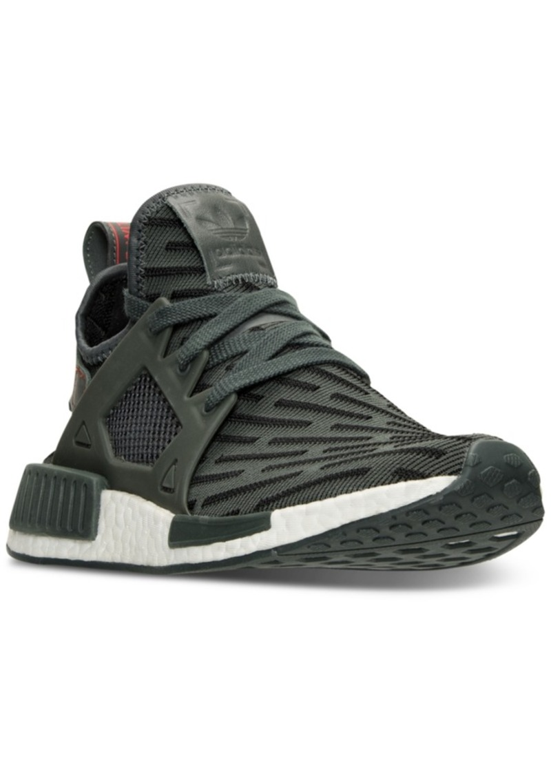847c279fd Adidas adidas Women s Nmd XR1 Primeknit Casual Sneakers from Finish ...