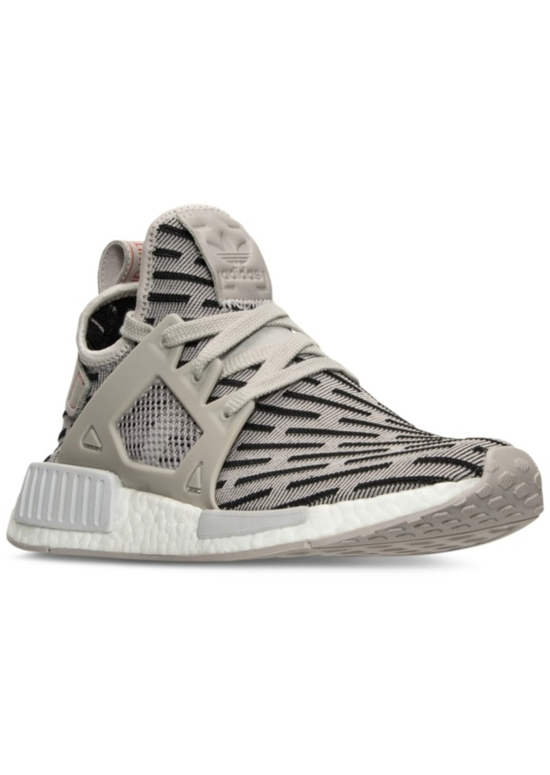 7f93b1d2dea43 Adidas adidas Women s Nmd XR1 Primeknit Casual Sneakers from Finish ...