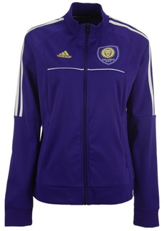 adidas Women's Orlando City Sc Anthem Jacket
