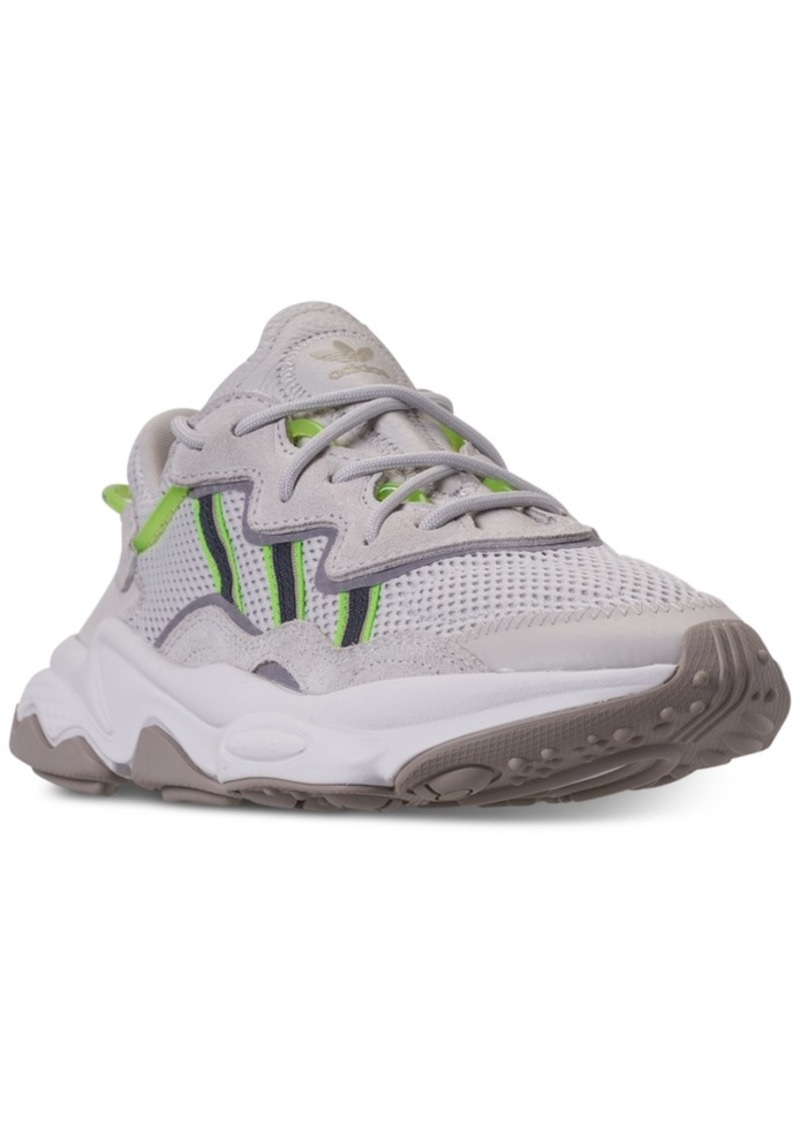 adidas Women's Ozweego Athletic Casual Sneakers from Finish Line