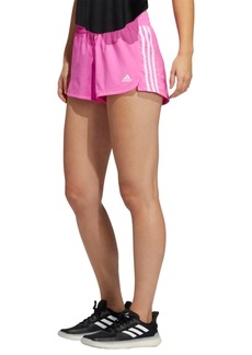 adidas Women's Pacer Woven Training Shorts