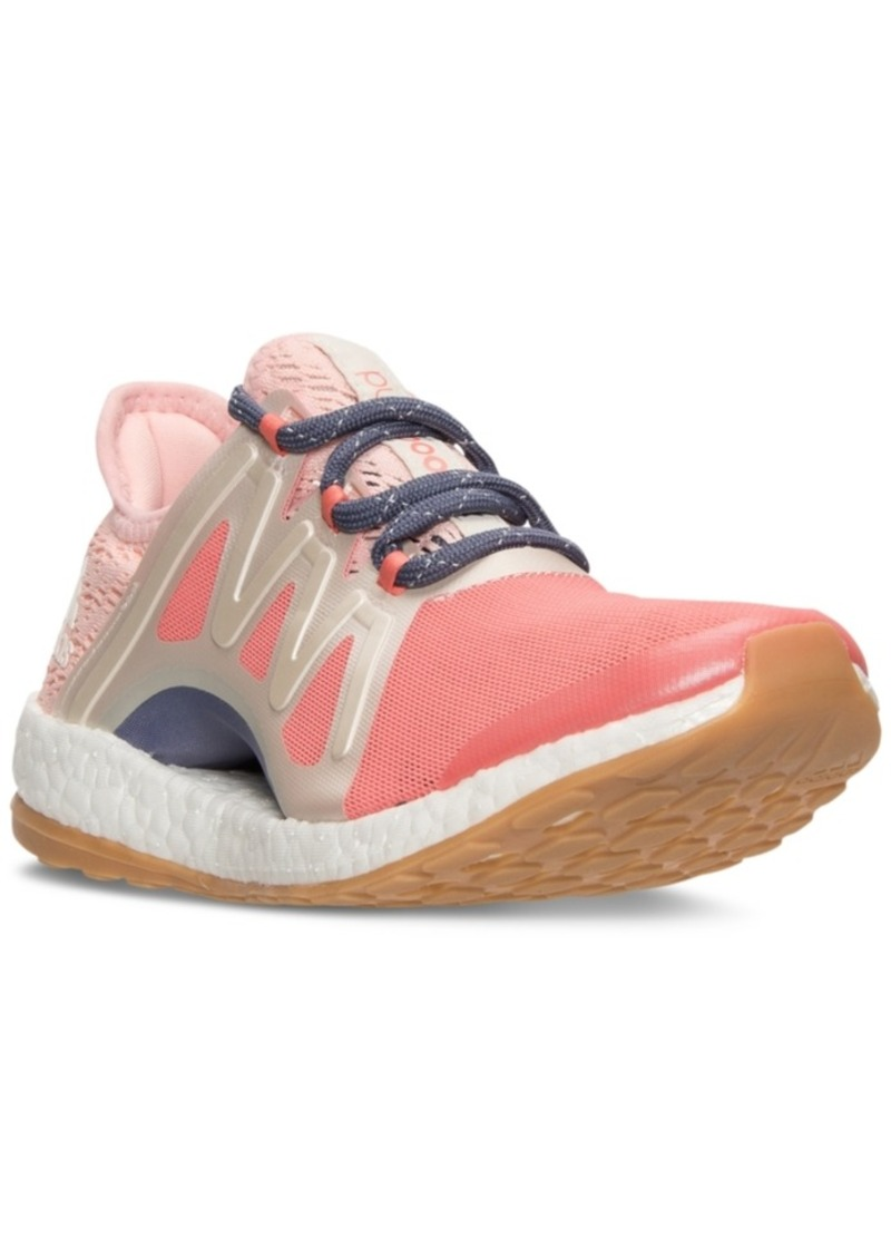 2cf47877b Adidas adidas Women s Pure Boost Xpose Running Sneakers from Finish ...