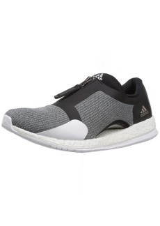 adidas Women's Pureboost X TR Zip Running Shoe  5 Medium US