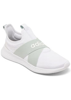 adidas Women's Puremotion Adapt Slip-On Casual Sneakers from Finish Line