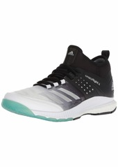 adidas  Women's Shoes |  Crazyflight X Mid  Volleyball Shoe -    ( M US)