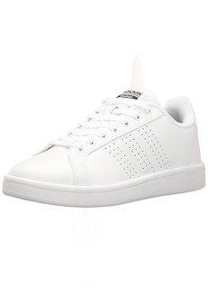 adidas Women's Shoes Cloudfoam Advantage Clean Sneakers White/Black ()