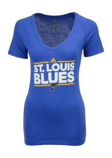 adidas Women's St. Louis Blues Dassler T-Shirt