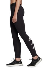 adidas Women's Stacked-Logo Leggings
