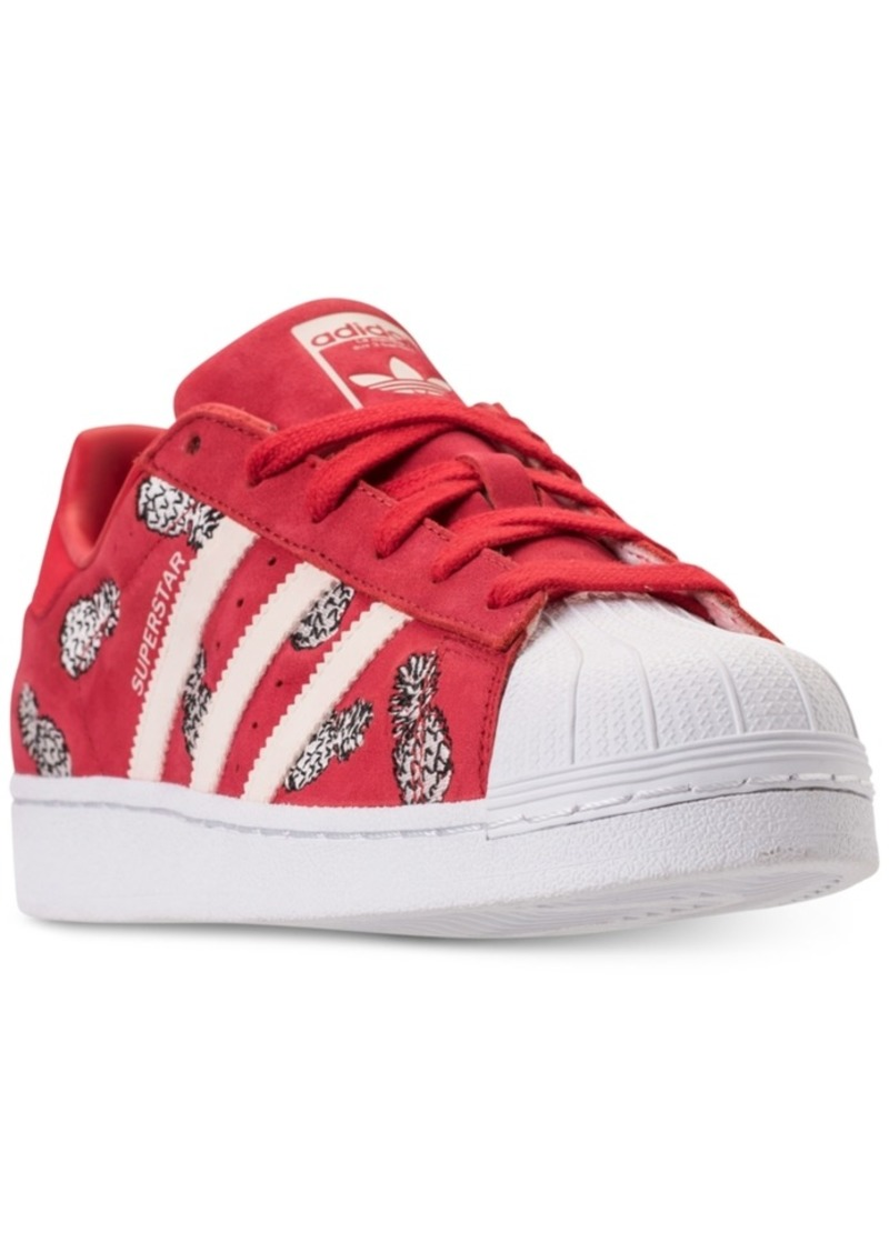 On Sale today! Adidas adidas Women s Superstar Casual Sneakers from ... 946883beb