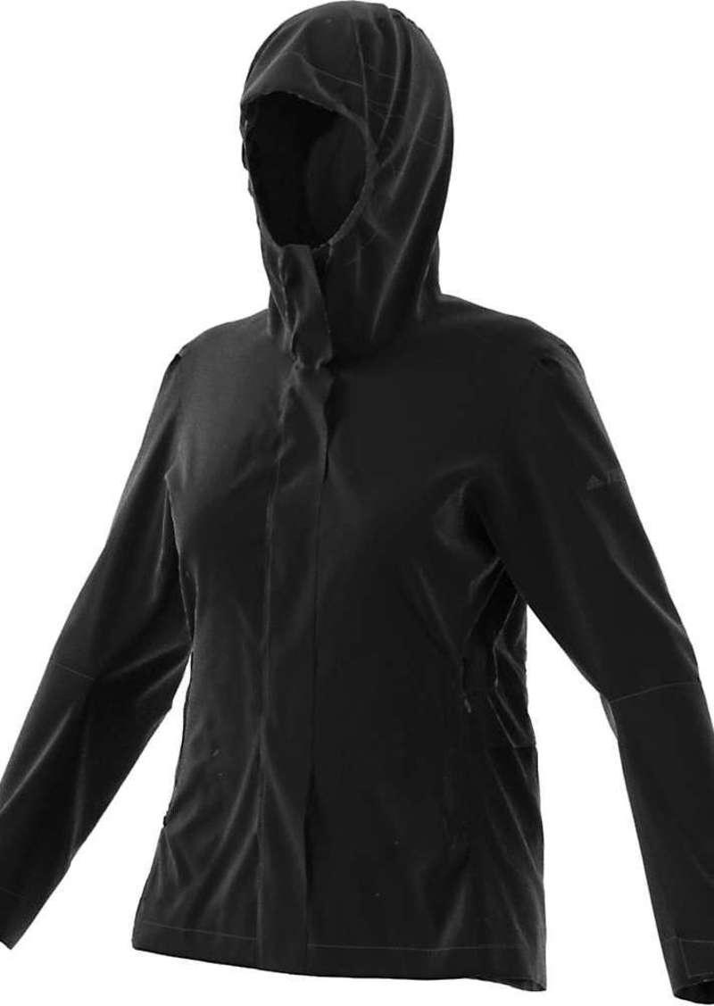 Adidas Women's Swift Parley 2 Layer Jacket