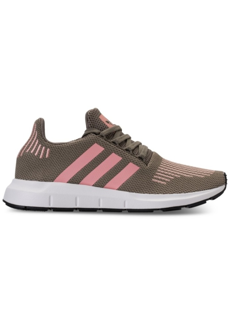 best website 00d4a eac8a adidas Women s Swift Run Casual Sneakers from Finish Line