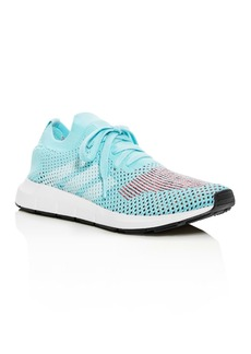 Adidas Women's Swift Run Primeknit Lace Up Sneakers