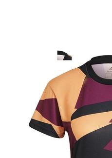 Adidas Women's Terrex AOP Primegreen Tee