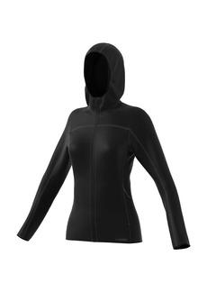 Adidas Women's Tracerocker Hooded Fleece Jacket