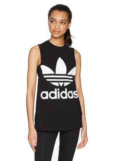 adidas Originals Women's Trefoil Tank Top  XS
