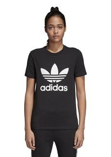 adidas Women's Trefoil Tee  S