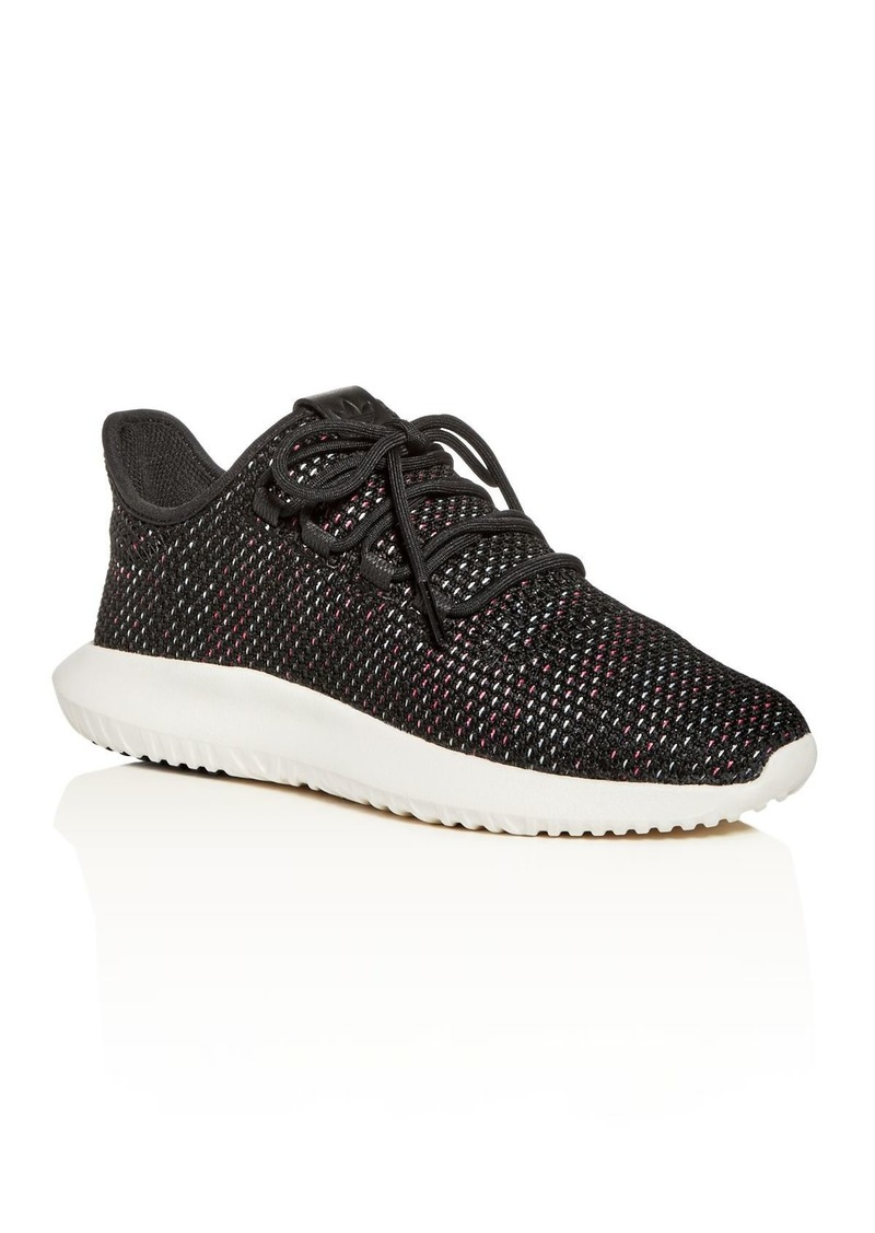 Adidas Adidas Women s Tubular Shadow Knit Lace Up Sneakers bb2be27ea