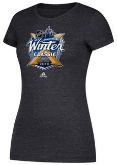 adidas Women's Winter Classic 2018 Winter Classic Logo T-Shirt