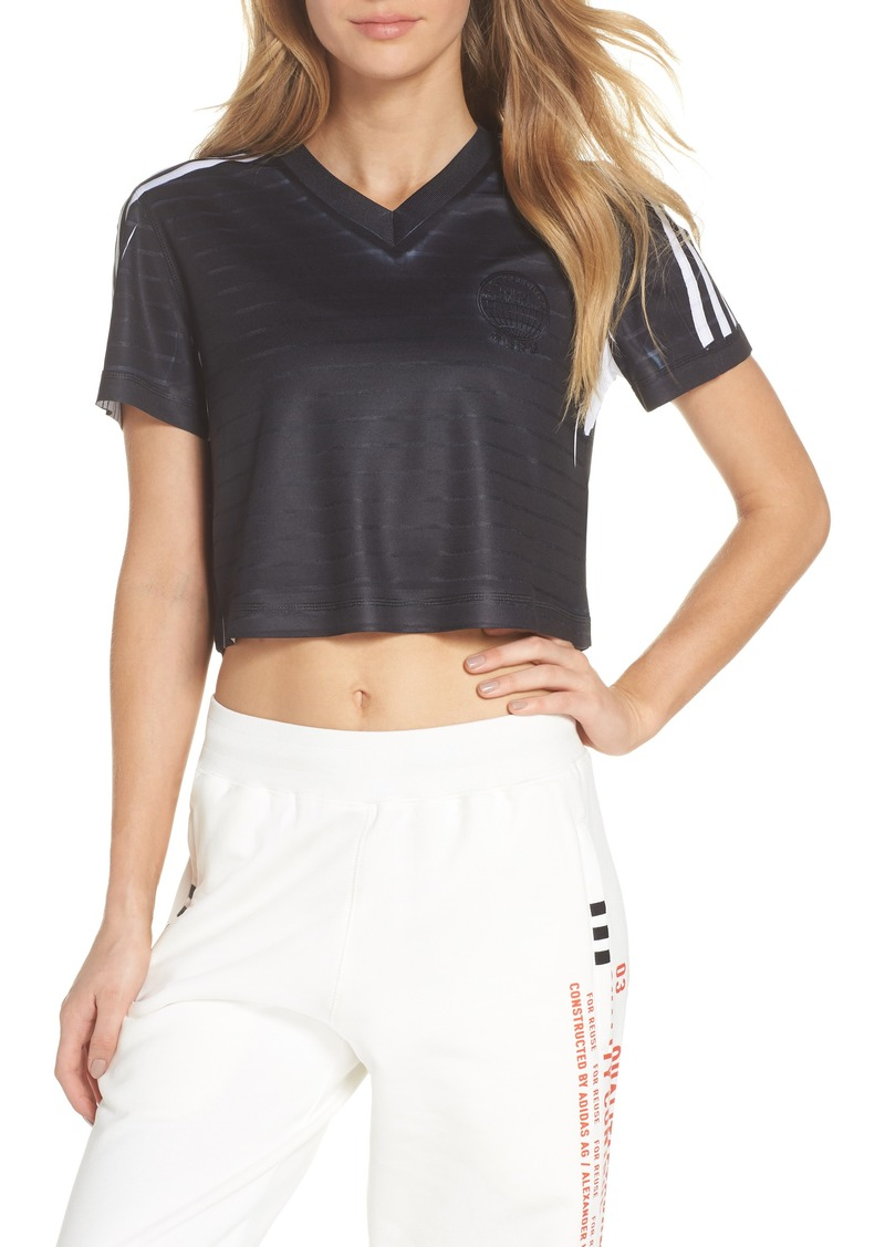 6a237ff5576171 On Sale today! Adidas adidas by Alexander Wang Crop Top