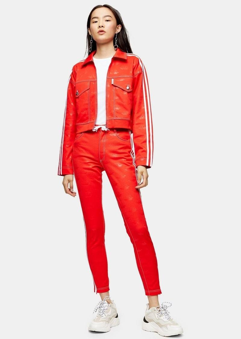 Adidas X Fiorucci Print Track Pants