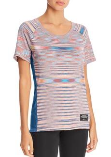 adidas x Missoni Space-Dye Paneled Top