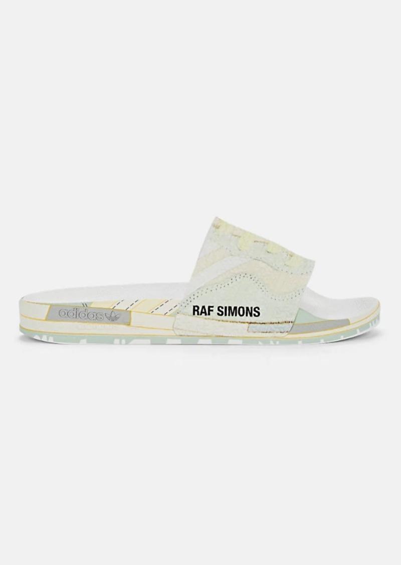 adidas x Raf Simons Women's Peach Adilette Slide Sandals