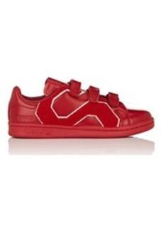 adidas x Raf Simons Women's Stan Smith Comfort Badge Leather Sneakers