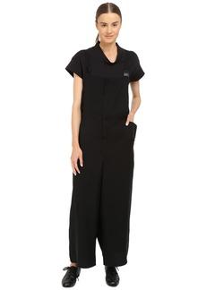 adidas Y-3 by Yohji Yamamoto Tencel Suspender Pants
