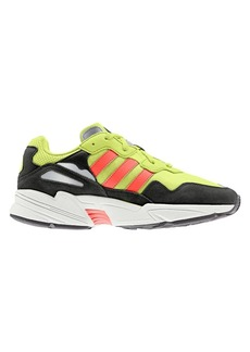 Adidas Yung-96 Low-Top Leather Sneakers