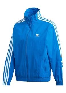 Adidas Zip-Front Logo Track Jacket
