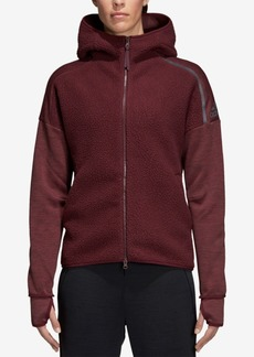 adidas Z.n.e. Fleece Quick-Release Zip Hoodie