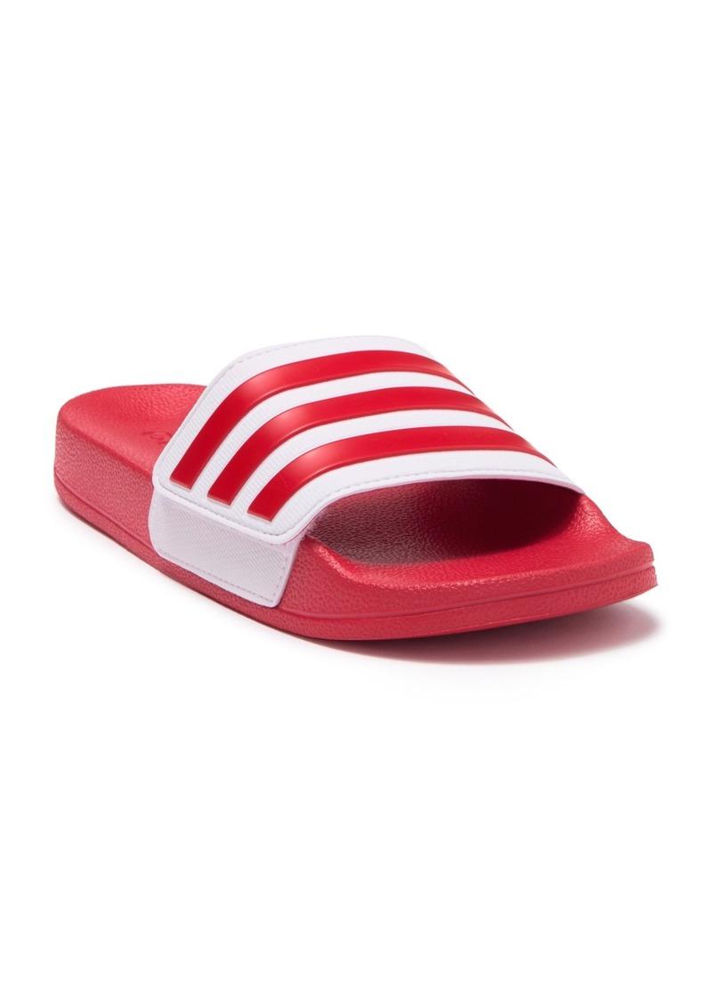 Adidas Adilette Shower Adj K Slide Sandal (Toddler, Little Kid & Big Kid)