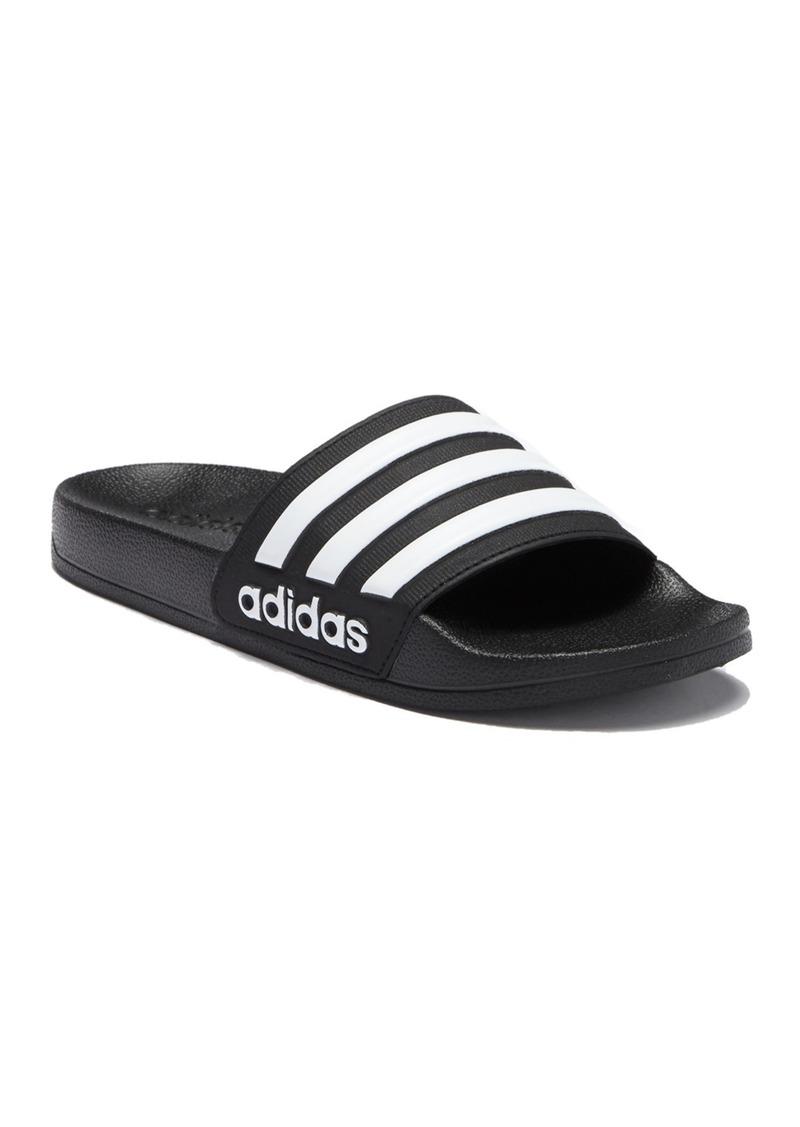 Adidas Adilette Shower Slide Sandal (Toddler & Little Kid)